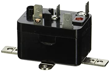 61MBxW68TzL._SX355_ amazon com emerson 90 290q enclosed fan relay home improvement white rodgers fan relay diagram at bayanpartner.co