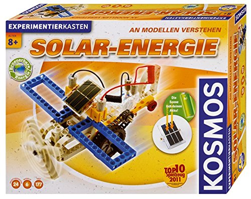 Kosmos 627911 - Solar-Energie