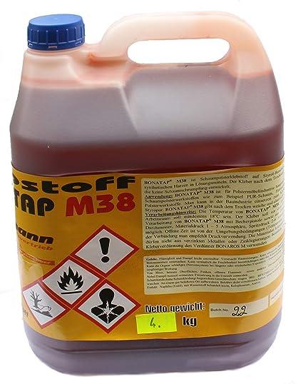 M38 piel acolchado adhesivo Bidón 4 kg