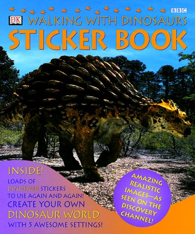 Download Walking with Dinosaurs: Sticker Book PDF