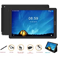 GOODTEL G2 Tablet Android 10 Pulgadas Tableta Android 8.0,4G Phablet Con Ranuras Para Tarjetas SIM Dobles, Procesador de Cuatro Núcleos, 1.5GHz, 3G + 32GB, Doble Cámara, WiFi, Bluetooth, GPS
