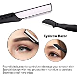 FAMILIFE F04 Eyebrow Kit Eyebrow Scissors Razor 7