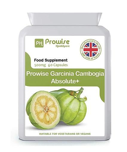 ingredienti di garcinia cambogia di salute pura naturales
