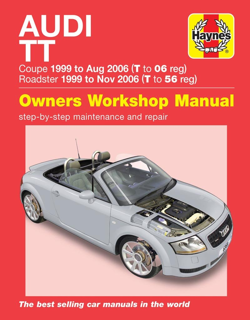 Audi TT ('99 to '06) T to 56: Peter Gill: 9781785213694: Amazon.com: Books