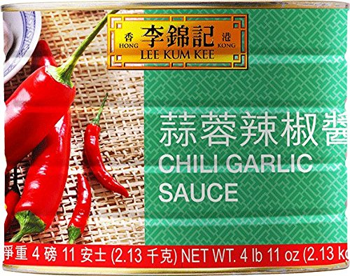 Lee Kum Kee Chili Garlic Sauce - Lee Kum Kee Chili Garlic Sauce, 75 Ounce Can