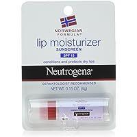 Neutrogena Norwegian Formula Lip Moisturizer, SPF 15, 4g