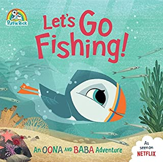 Book Cover: Let's Go Fishing!