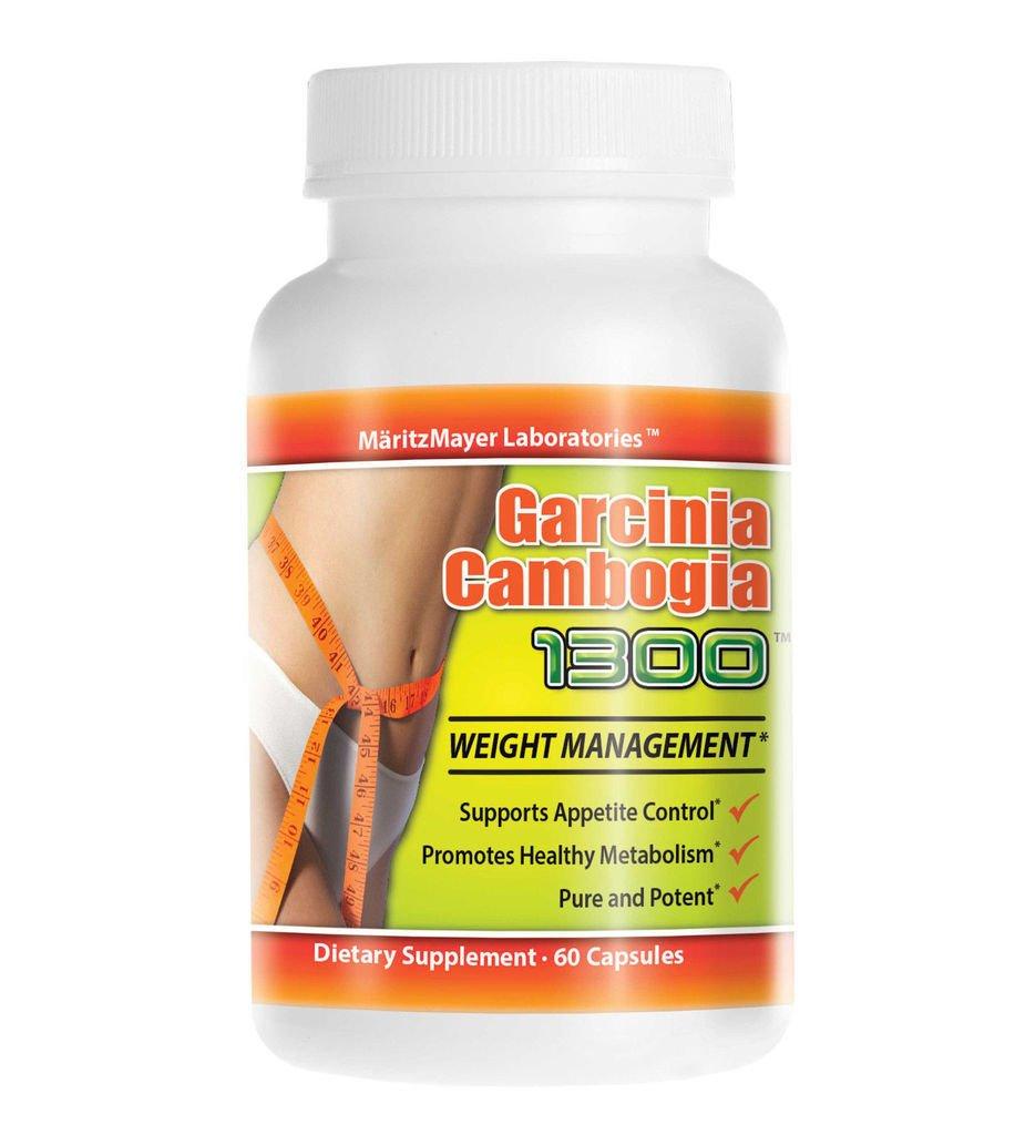 100 Bottles Garcinia Cambogia 1000mg 60% HCA Weight Loss Potassium Diet Pills