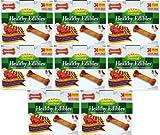 Nylabone Healthy Edibles Roast Beef /Chicken Variety Value Pack, Petite 272ct (8 x 34ct)