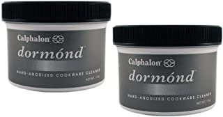 product image for Premium Professional Quality Calphalon Dormond Hard-Anodized Cookware Cleaner 7-Ounces - (Pack of 2)