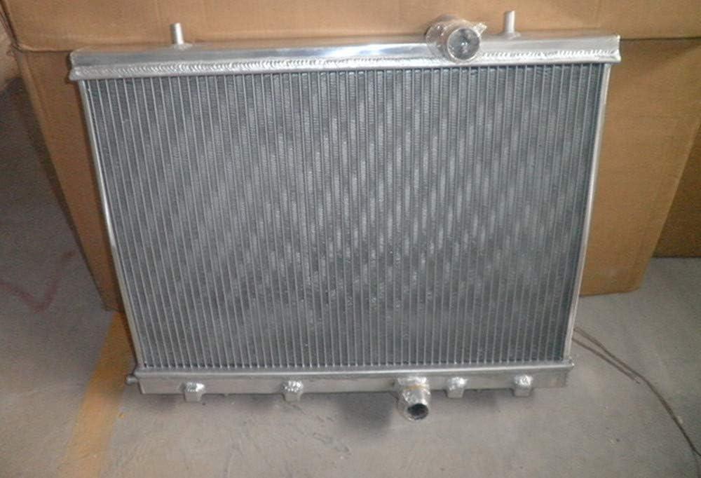 Pour 206 GTI//RC 180 1999-2008 00 01 02 03 Radiateur en aluminium.