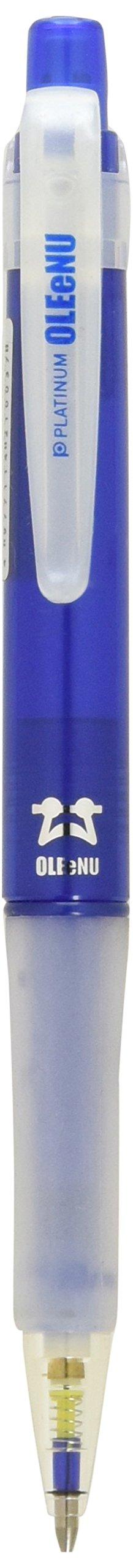 Platinum - Portaminas Oleenu, 0,5 mm, color azul