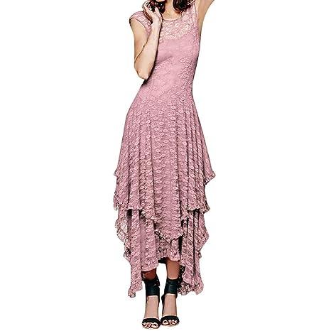 Robe Soirée Asymétrique Femme Boho Longue Style Bluestercool De PZXiuOkTw
