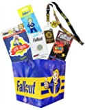 Fallout Collectibles LookSee Mini Collectors Box | Lanyard, Keychain, Pin, Cards & More