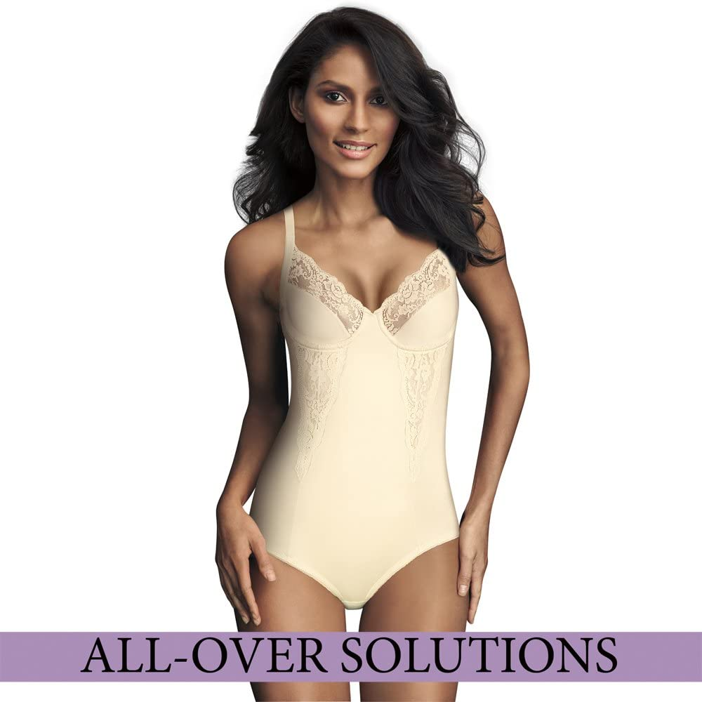 BodyBriefer with Lace Body Femme Maidenform Pretty Collection