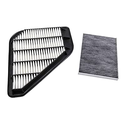 ACDelco KA3083CAF Engine and Cabin Air Filter Kit: Automotive