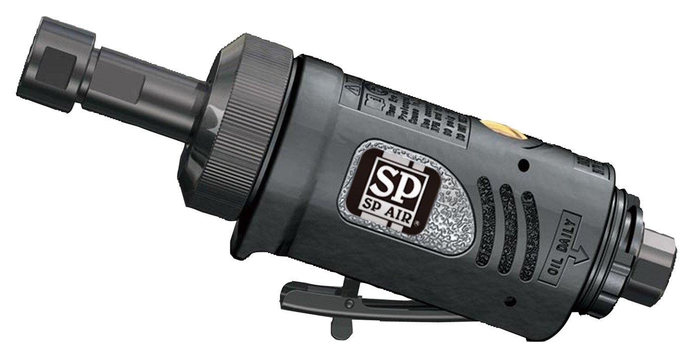 SP Air Corporation SP-7220 1/4-Inch Heavy-Duty Straight Die Grinder