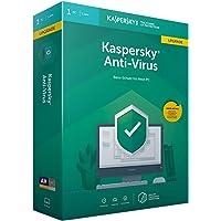 Kaspersky Anti-Virus 2019 Upgrade | 1 Gerät | 1 Jahr | Windows | Box | Download