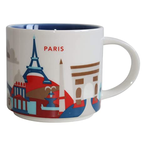 You Coffee Starbucks Here Mug Yah Are Paris nwO0kNZ8XP