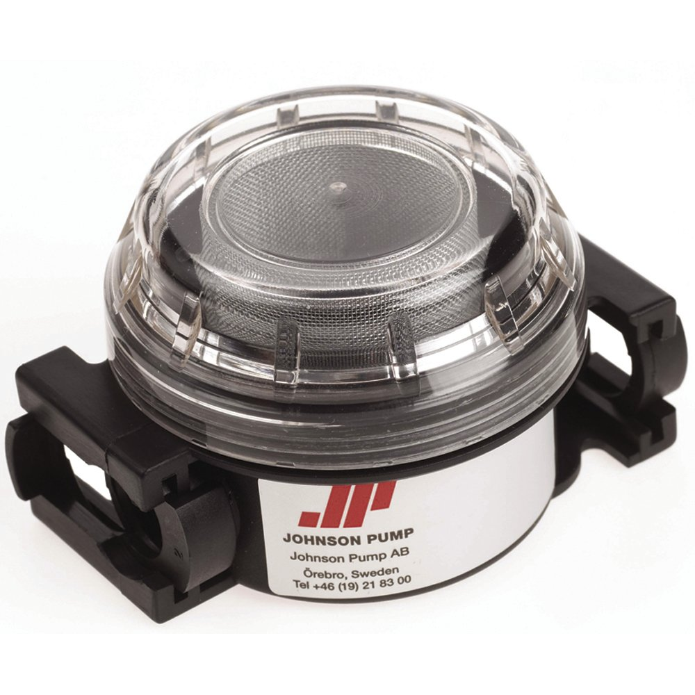 Boating Johnson Pumps 09-24652-02-CN Protector 40 Mesh Universal Strainer Northern Wholesale Supply Inc
