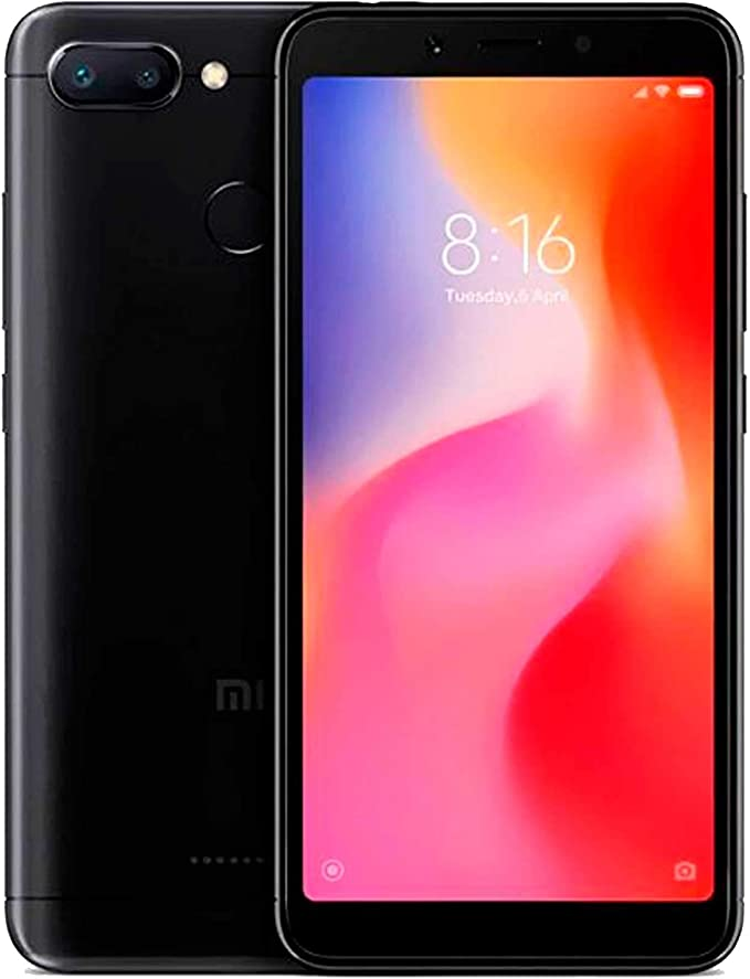 Xiaomi Redmi 6 Dual SIM 32GB 3GB RAM Azul SIM Free: Amazon.es: Electrónica
