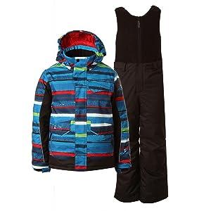 Jupa Yurri Two-Piece Ski Suit Toddler Boys