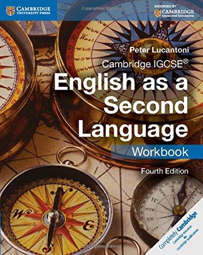 Cambridge IGCSE English as a Second Language Workbook (Cambridge International IGCSE)