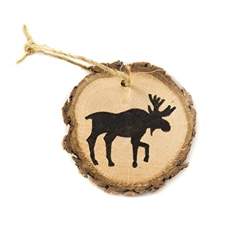 Christmas Moose Decorations Photo6 Moose Ornament Christmas