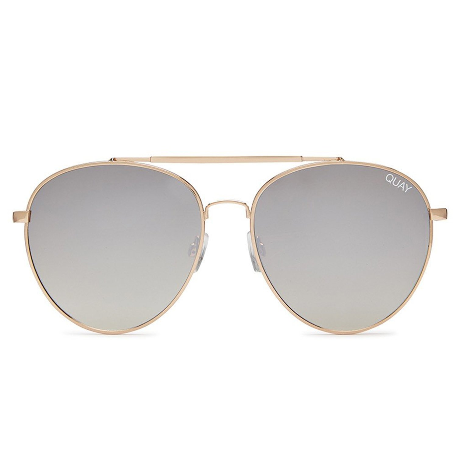 b656945056 Sunglasses Quay Australia LICKETY SPLIT Gold Square  Quay Australia   Amazon.ca  Sports   Outdoors