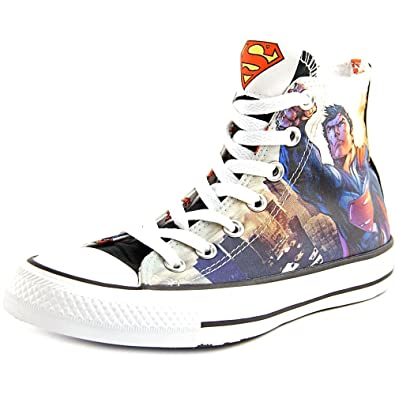 Converse DC Comics Superman Sneakers Chuck Taylor All Star (5) (5 D(