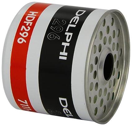 Delphi HDF296 filtro de combustible