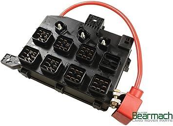 amazon.com: land rover - fuse box assembly part# amr6405: automotive land rover fuse box connector part numbers  amazon.com