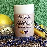 Bee Joyful Deodorant - Lavender Lemon - All-Natural