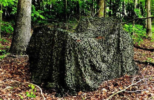 CamoSystems MS02 Military Netting Green product image