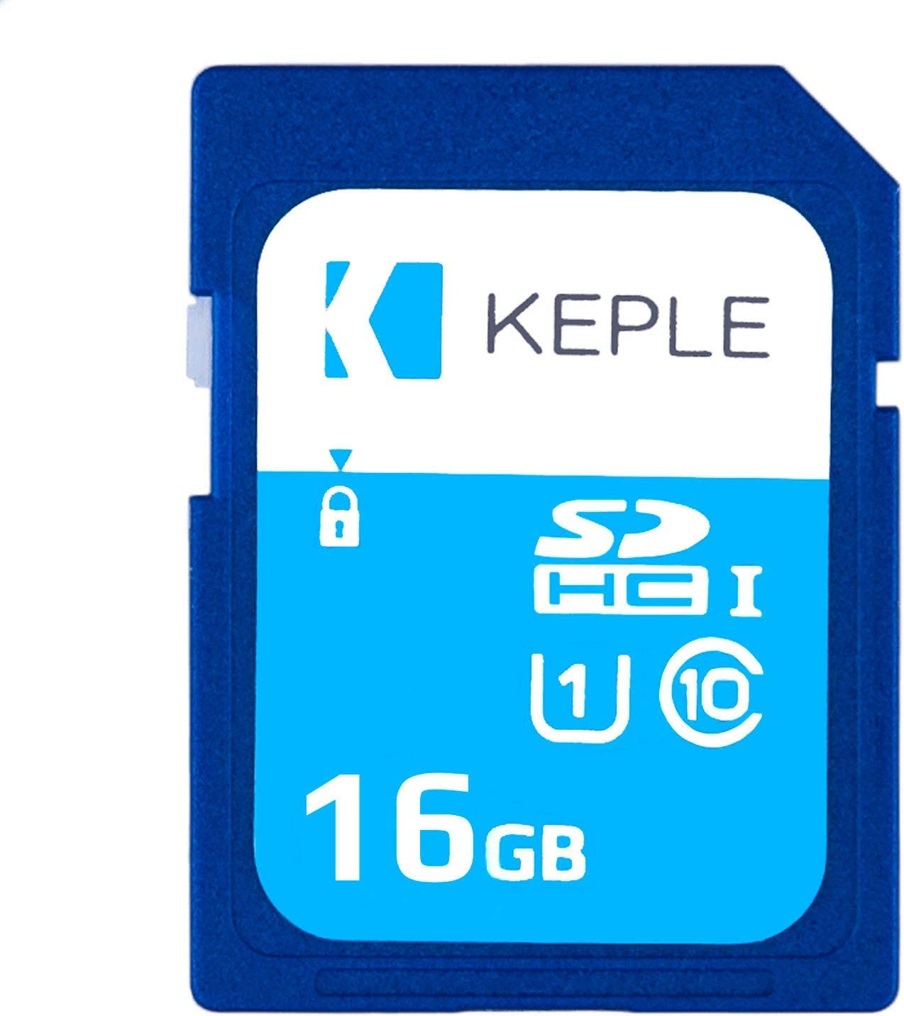 16GB SD Memory Card by Keple | SD Card for Canon IXUS Series 200, 285, 132 HS, 140, 175, 160, 165, 170, 180, 225 HS, 265 HS, 275 HS PS GS, XC10, N100 DSLR Digital Camera | 16 GB [並行輸入品]