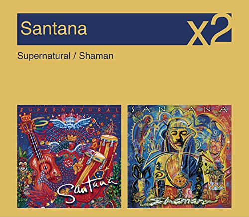 Shaman Santana: Shaman Santana CD Covers