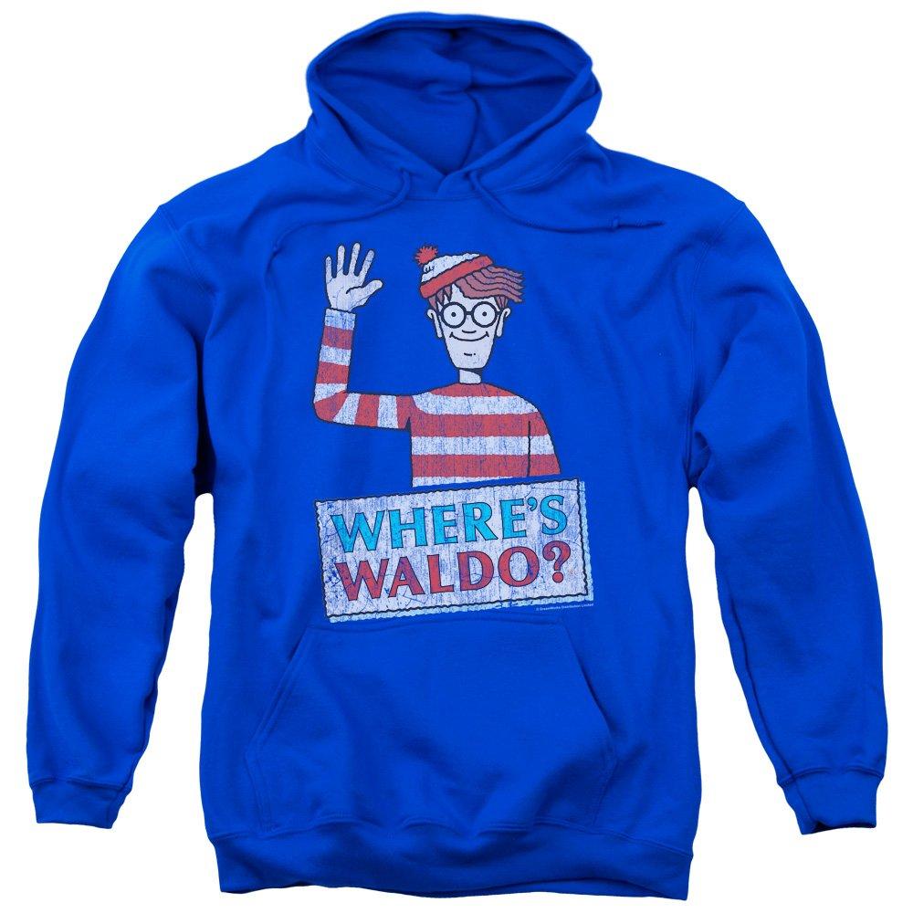 Wheres Waldo - - Waldo Wave Männer Pullover