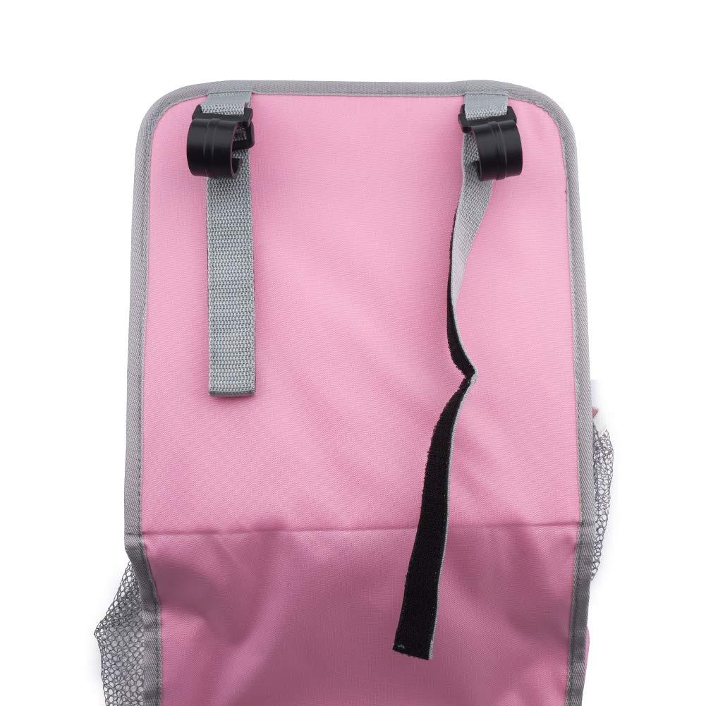 Sinblue H/ängende Baby Windel Tasche Kindergarten Organizer Aufbewahrungstasche Bett H/ängenden Beutel Paket Tasche Windel Tasche