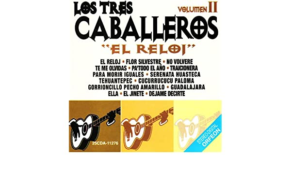 Gorrioncillo pecho amarillo by Los Tres Caballeros on Amazon Music - Amazon.com
