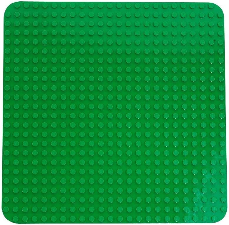 Large Green Building Plate