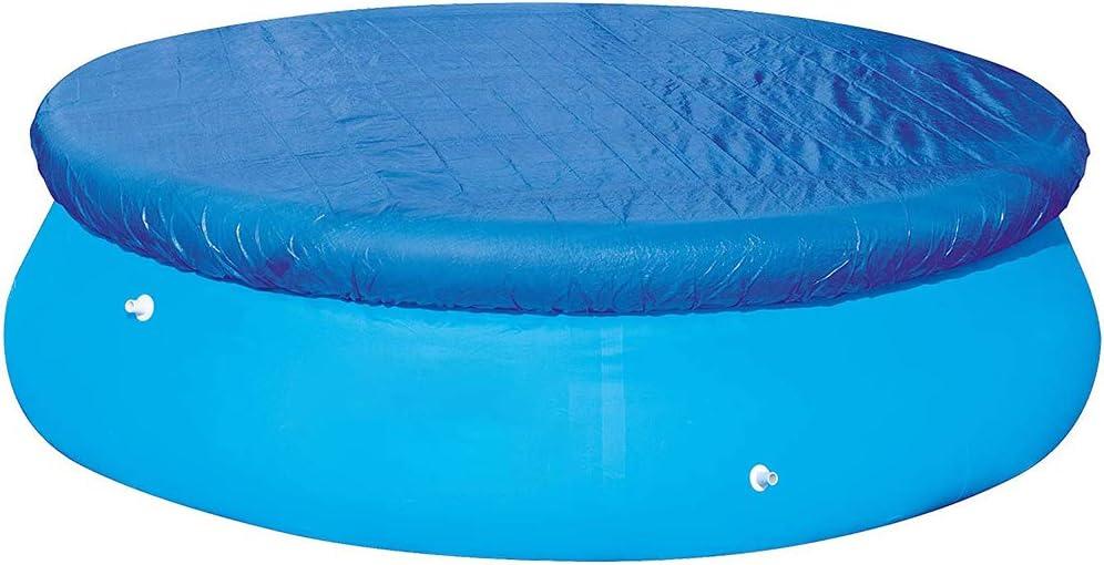 Wovatech Cubierta para Piscina - Antipolvo Resistente a la Lluvia Tapa para Piscina Fast Set -138/244/335 cm
