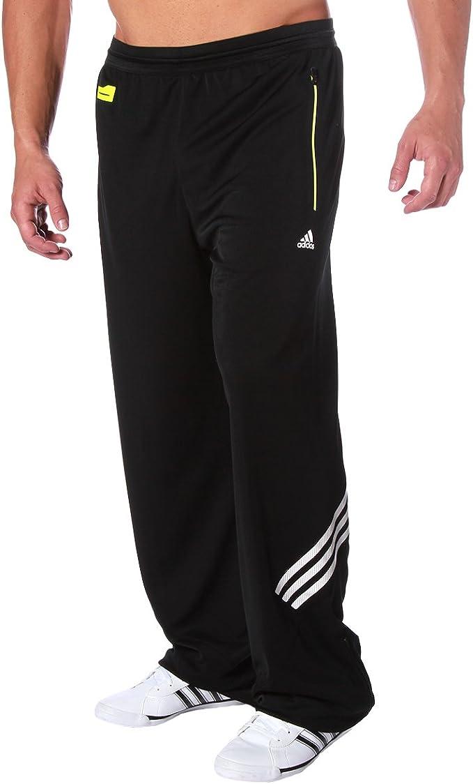 adidas – Pantalones de chándal CP Adizero Negro Negro Talla:XX ...