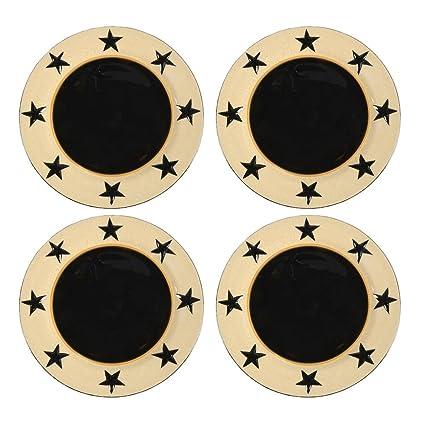 Park Designs Star Vine Dinner Plates - set of 4  sc 1 st  Amazon.com & Amazon.com | Park Designs Star Vine Dinner Plates - set of 4: Accent ...