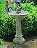Campania International FT-31-TR Acorn Fountain, Travertine Finish Review