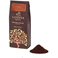 Godiva 歌帝梵 咖啡粉 榛子奶油 优质中等烘焙咖啡 10盎司 Ground Coffee Hazelnut Creme 【由亚马逊海外卖家Meivita美国直邮】