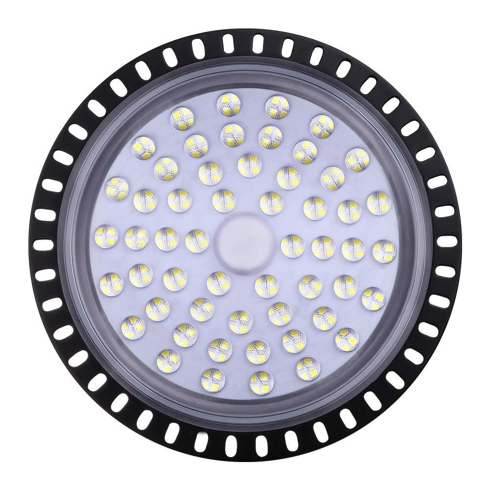 LED UFO Industrielampe, Industrielampe, Industrielampe, SMD 2835 LED Hallenstrahler, LED Hallenleuchte Industrial Kronleuchter Hallenstrahler Hallenbeleuchtung Werkstattbeleuchtung, Kaltweiß 6000-6500K, Abstrahlwinkel 120°(500W) c8ac53