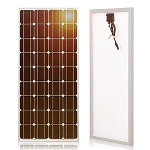 100W  DOKIO ソーラーパネル
