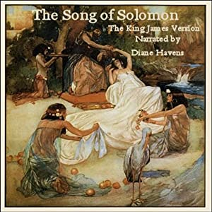 The Song of Solomon, King James Version Audiobook