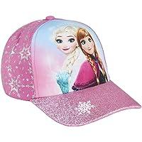ARTESANIA CERDA Gorra Premium Frozen, Rosa (Rosa Rosa), M (Tamaño del Fabricante:53) para Niñas