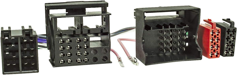 Tomzz Audio 7308 000 T Kabel Iso Passend Für Citroen Elektronik